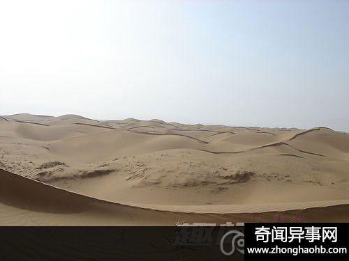 伊朗卢特沙漠