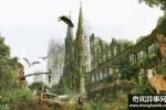 美国科学家预测出了人类灭绝后的景象