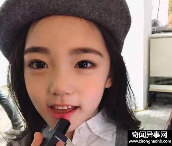 12岁小萝莉已化妆6年,医生的一番话震惊所有人!