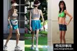 【图】世界上最瘦的女人,像纸人一样(25公斤)
