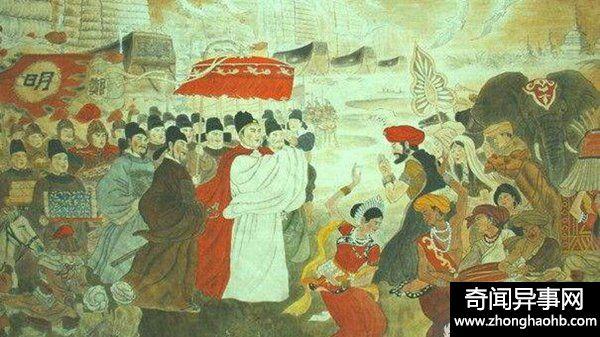 中国史上最残暴的皇帝朱棣 他活剐三千宫女