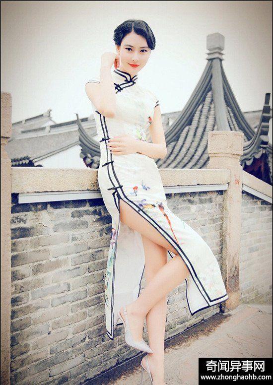 旗袍文化彰显中国女人风韵 举手抬头间充斥着优
