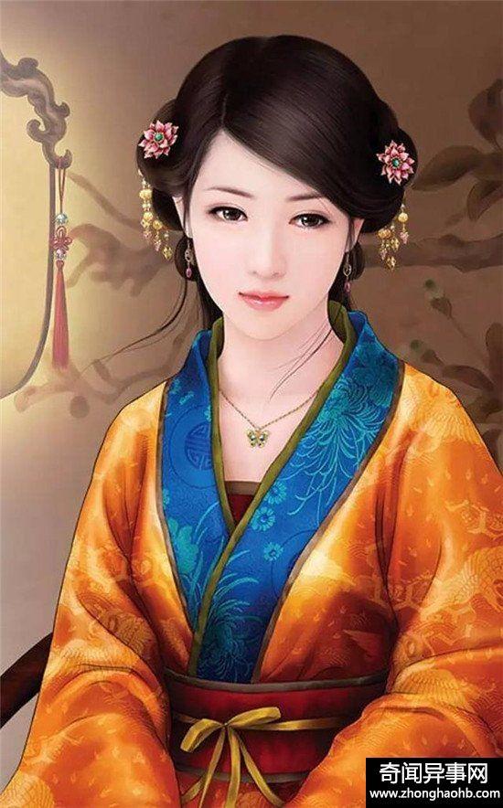 绝色妖姬潘玉奴 让皇帝都甘愿为奴的俏佳人