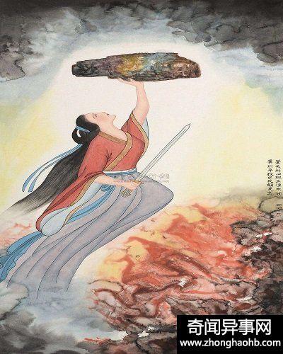 女娲补天的神话故事,历史另有真相?
