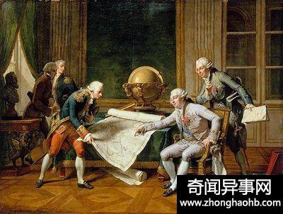 最悲催的路易十六国王,法国历史上唯一被处决