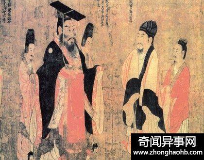 隋朝皇帝列表,历史知识学起来
