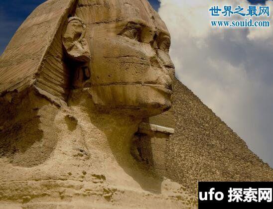 埃及狮身人面像之谜,狮身人面像的鼻子去哪了